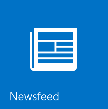 Newsfeed icon