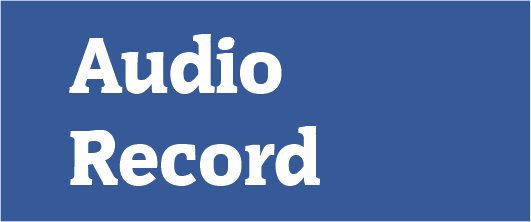 AudioRecord