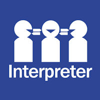 interpreter 200