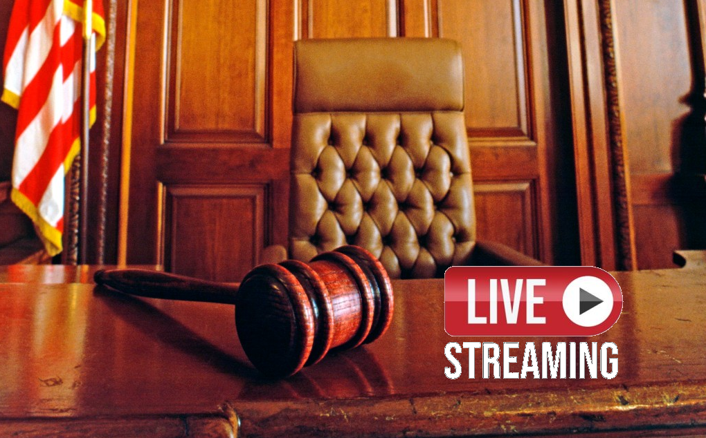 live court video